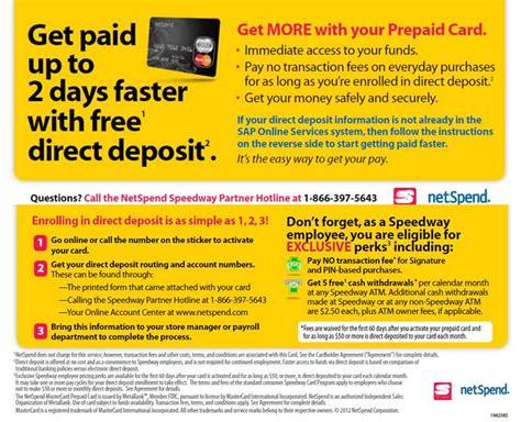 Netspend Business Card