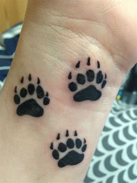 south paw tattoos paw this will be on me one day along with
