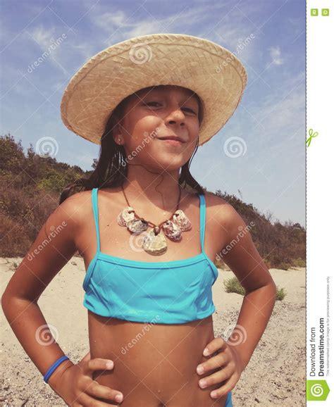 bathing suit little girl beach little girl in a bathing suit on the beach wears a
