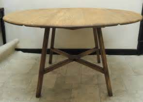 antiques atlas ercol drop leaf dining table