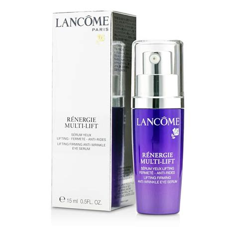 Lancome Serum lancome renergie multi lift lifting firming anti wrinkle