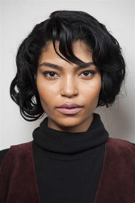 Model Rambut Hitam Pendek 15 gaya rambut hitam pendek yang modern all things hair
