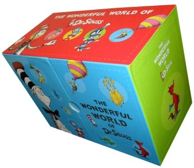 Dr Seuss A Classic Series 20 Books Box Set dr seuss books the wonderful world of dr seuss series 20