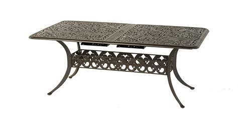 hanamint chateau octagon table patio furniture litehouse pools spas wooster oh