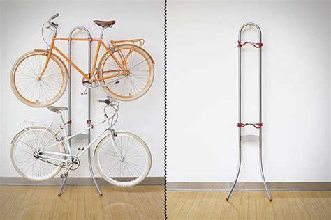 Delta Michelangelo Bike Rack by Non Invasive Cycle Racks Two Bike Gravity Stand