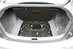 328i has more trunk space