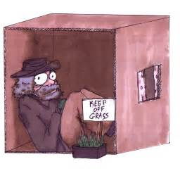 In The Box Hobo In A Box By Scaryme87 On Deviantart