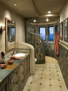 Walk In Shower Designs For Small Bathrooms by Walk In Shower As An Extension Of The Small Bath Hum Ideas