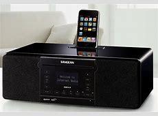 Sangean DDR-63 WFR-62 WiFi Internet Radio Listen To Ipod