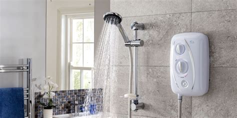 Shower Definition Triton Thermostatic Electric Showers Comply To The Bma S