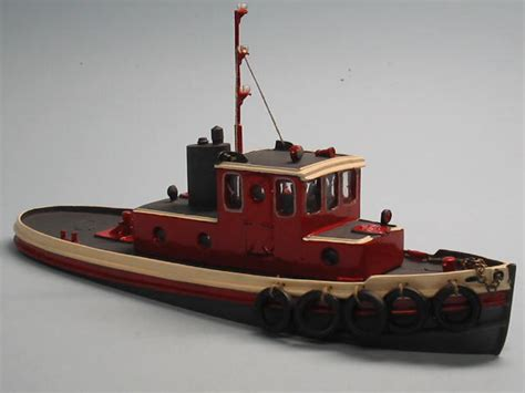 ho scale boat kits ho 1 87 scale 45 harbor tug boat