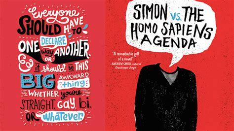 simon vs the homo simon vs the homo sapiens agenda by becky albertalli i read therefore i am