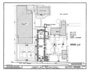 pics photos san gabriel mission layout floor plan