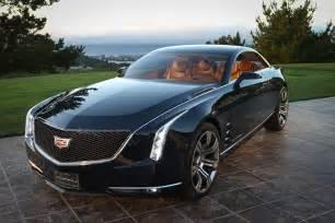 Cadillac Elmiraj Concept 2013 Cadillac Elmiraj Concept Reveal Egmcartech