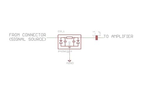 op dc blocking capacitor audio dc blocking capacitor electrical engineering stack exchange
