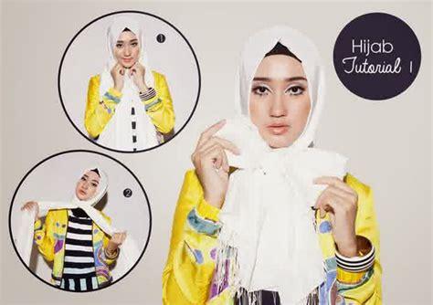 kumpulan tutorial hijab ala dian pelangi tutorial hijab modern dian pelangi blog jilbab cantik