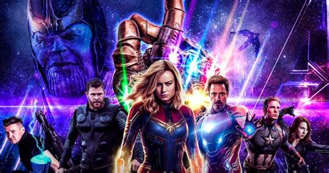 marvel marketing asks avengers endgame