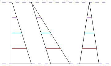 cross sectional area of a triangle cavalieri s principle mean green math