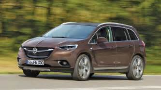 What Is Opel 2018 Opel Meriva 2017 2018 Cars Reviews