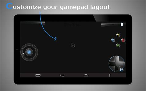 gamepad apk droidjoy gamepad joystick apps para android no play