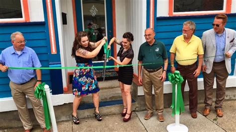 tattoo parlor on main street dayton celebrates new body of art tattoo shop in main