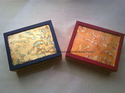 las manualidades de merche las manualidades de merche cajas con pan de oro