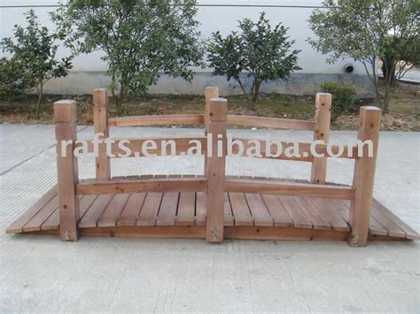 wooden garden bridge wooden bridge landscape garden wood bridge buy wooden