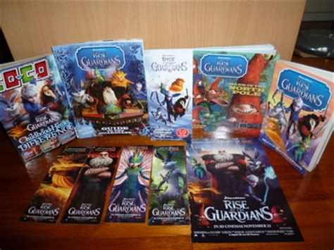The Book Of The Guardian where can i find rise of the guardians books and what
