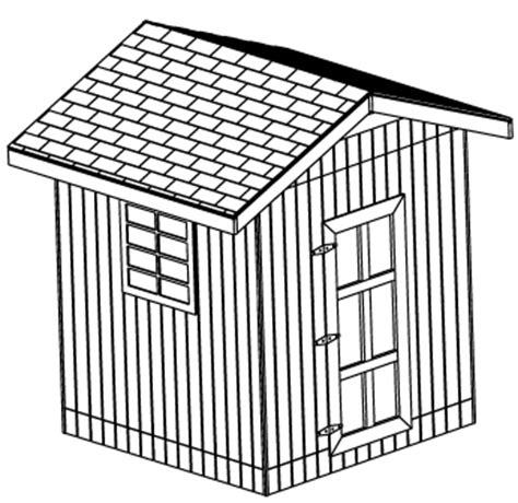 4x8 Shed Plans Free by 4 215 8 Shed Plans Freeshed Plans Shed Plans