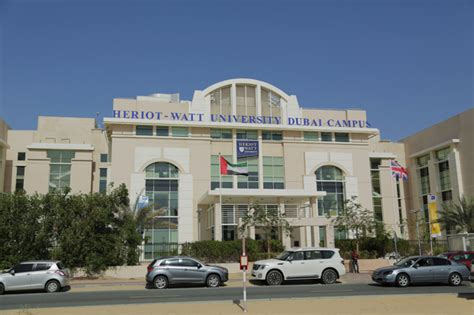 Heriot Watt Dubai Mba Ranking by Part Time Study On Cus Edinburgh Business School