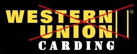tutorial carding western union western union carding method 2018 cashoutgod