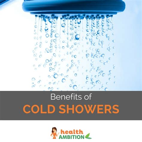 Benefits Of A Shower by Benefits Of Cold Showers