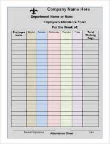 best 25 attendance sheet template ideas on pinterest
