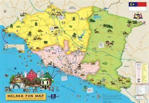 Peta negeri melaka bahasa melayu
