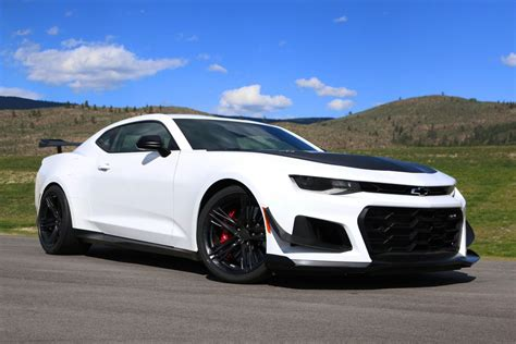 chevy zl1 camaro for sale 2018 chevrolet camaro zl1 1le is a serious track weapon