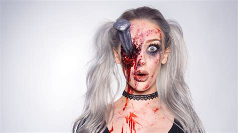 fx tutorial makeup nailed it special fx makeup and prop tutorial