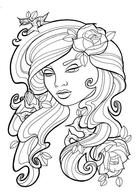 body art tattoo designs coloring book designs nouveau lawas