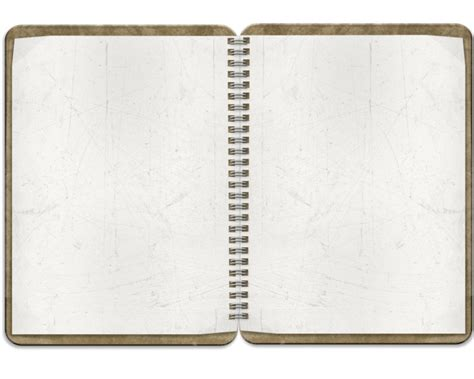 design journal blank if new year s was a blank page
