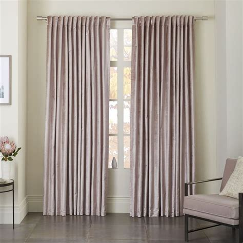 dusty pink curtains 25 best ideas about velvet curtains on pinterest dusky