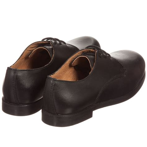 oxford shoes for children children s classics boys black leather lace up oxford