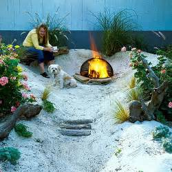 Cool Backyard Landscaping Ideas How To Make A Sunset