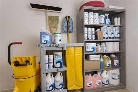room products janitorial facility op plus