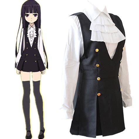 Costume Ririchiyo Inu X Boku Ss inu x boku ss ririchiyo shirakiin dress