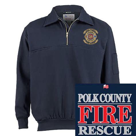 design lab polk county men s l s polo shirt navy polk county fire rescue