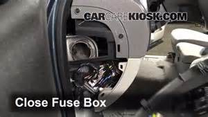 interior fuse box location 2000 2006 gmc yukon xl 2500 html autos weblog
