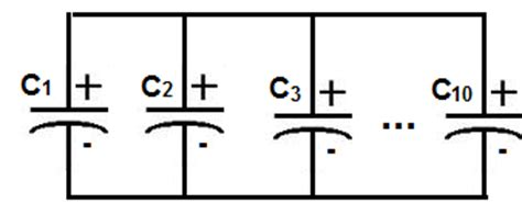 capacitor in parallel calculator series and parallel capacitor calculator