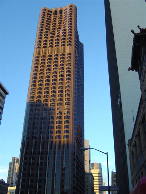William Wurster by Pcad Bank Of America World Headquarters Building 555