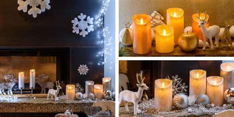 addobbi con candele come fare decorazioni con candele di natale luminal park
