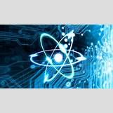 Gold Atomic Structure Model | 640 x 358 jpeg 48kB