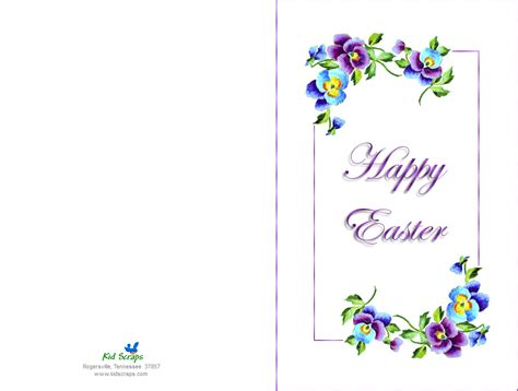 printable easter birthday cards free printable easter greeting cards page 2